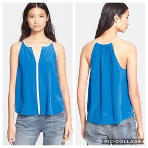 Joie Silk Odilon Tank Top XXS